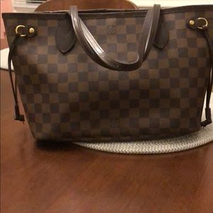 Authentic LV neverfull bag